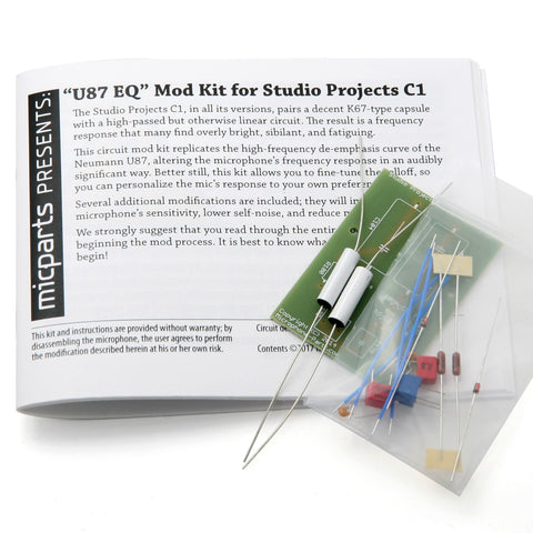 Studio Projects C1 Circuit Upgrade Kit