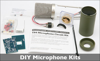 DIY Microphone Kits
