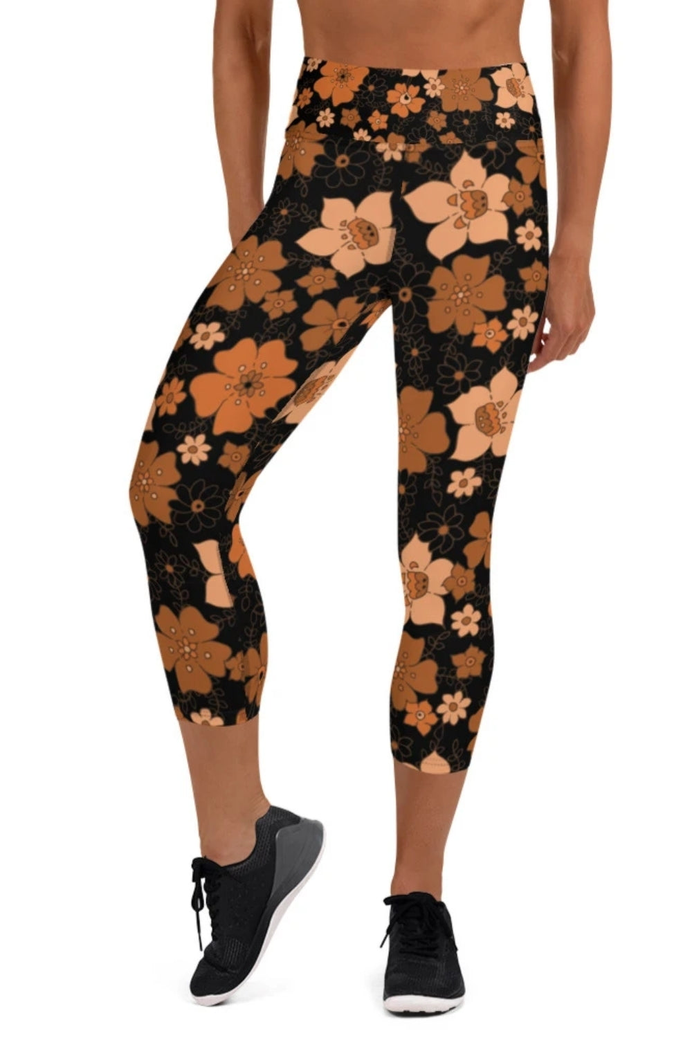 Canyon 3/4 Yoga Leggings