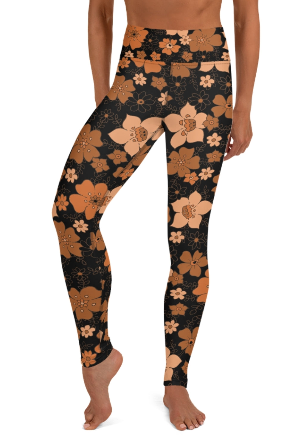 Canyon Yoga Leggings