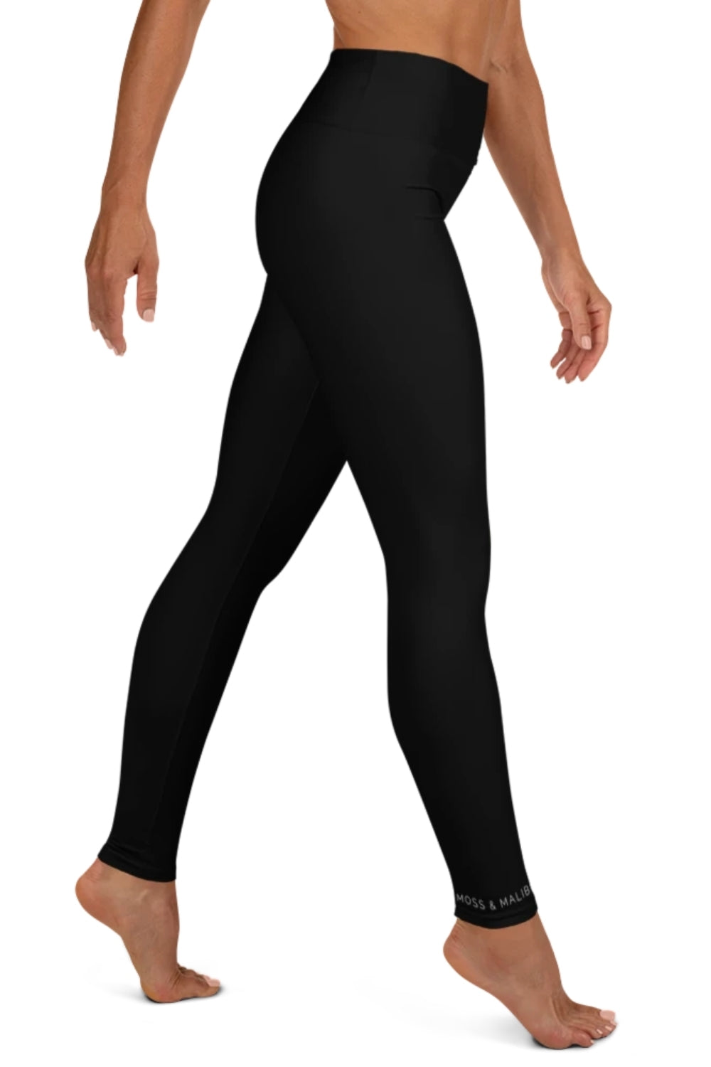 Essentials Black Yoga Leggings