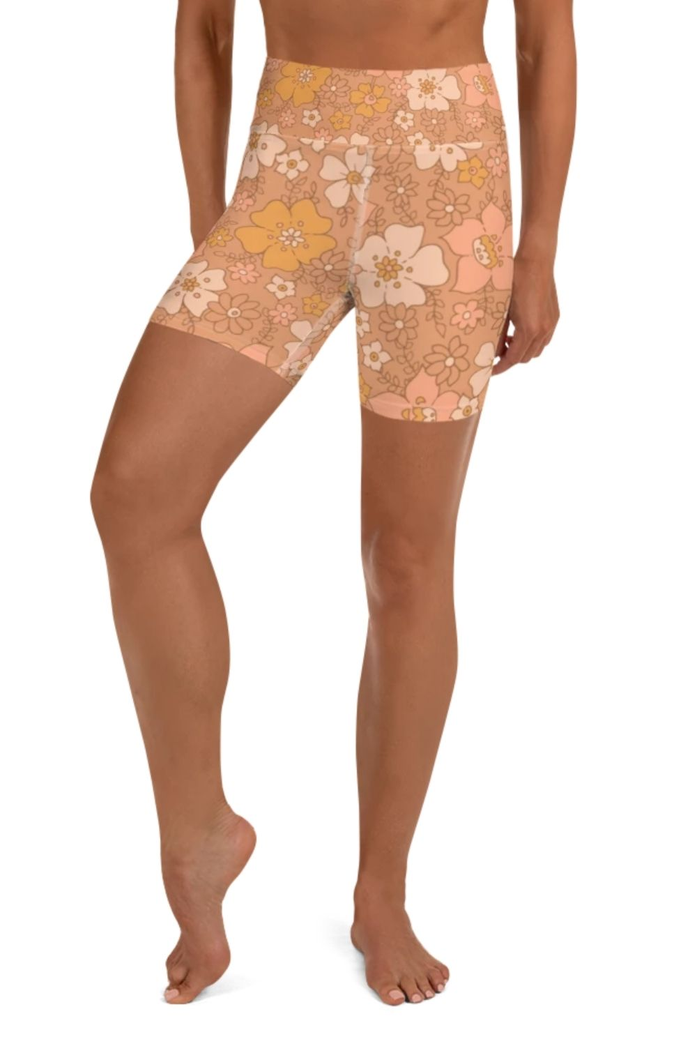 Peachy Keen Bike Shorts
