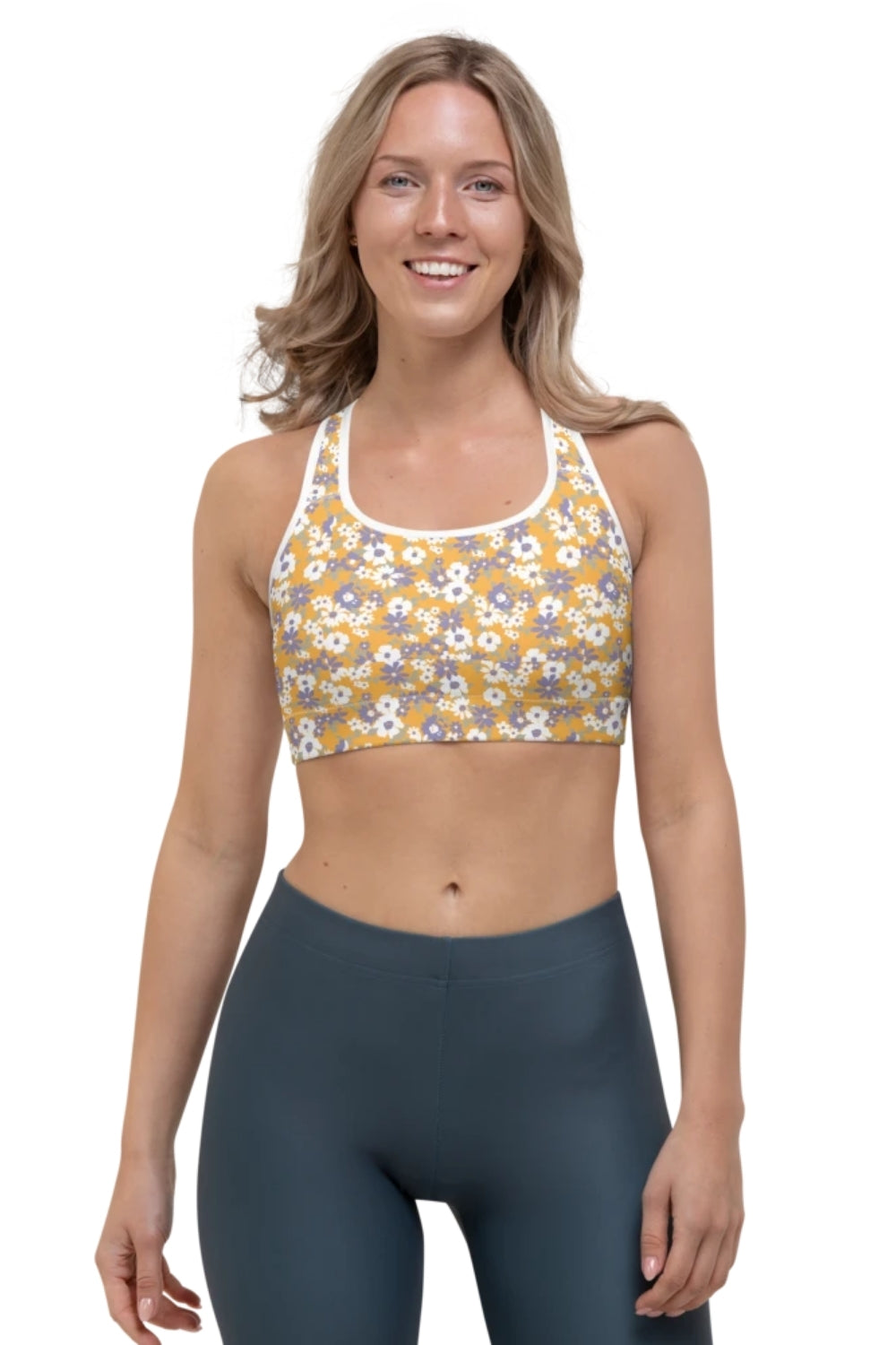 Woodstock Sports Bra