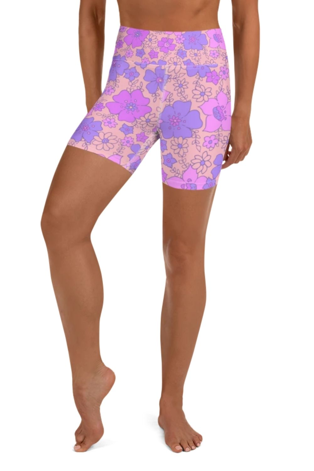 Honolulu Bike Shorts