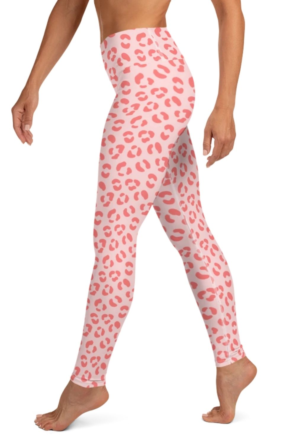 Pink Panther Yoga Leggings