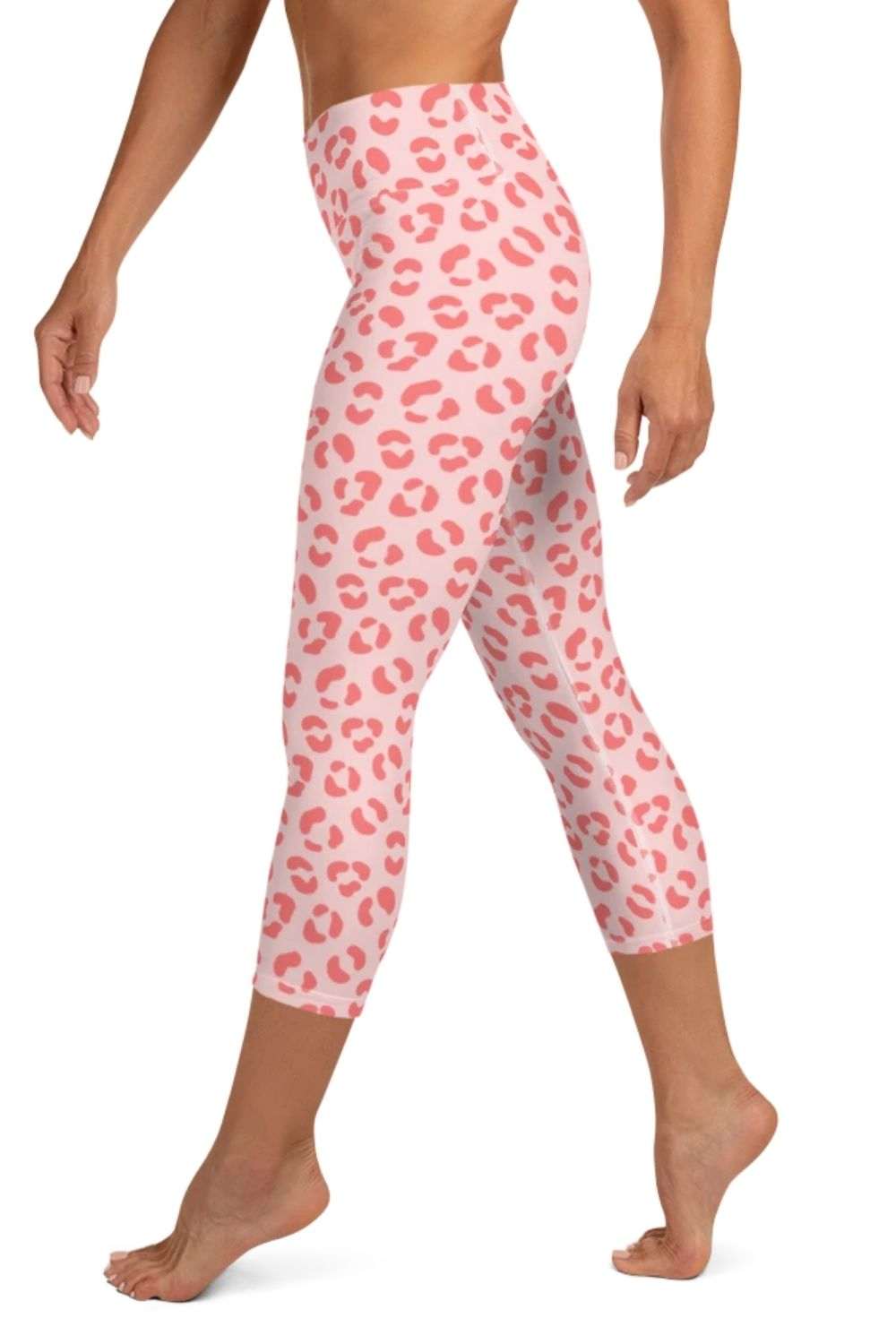 Pink Panther 3/4 Leggings