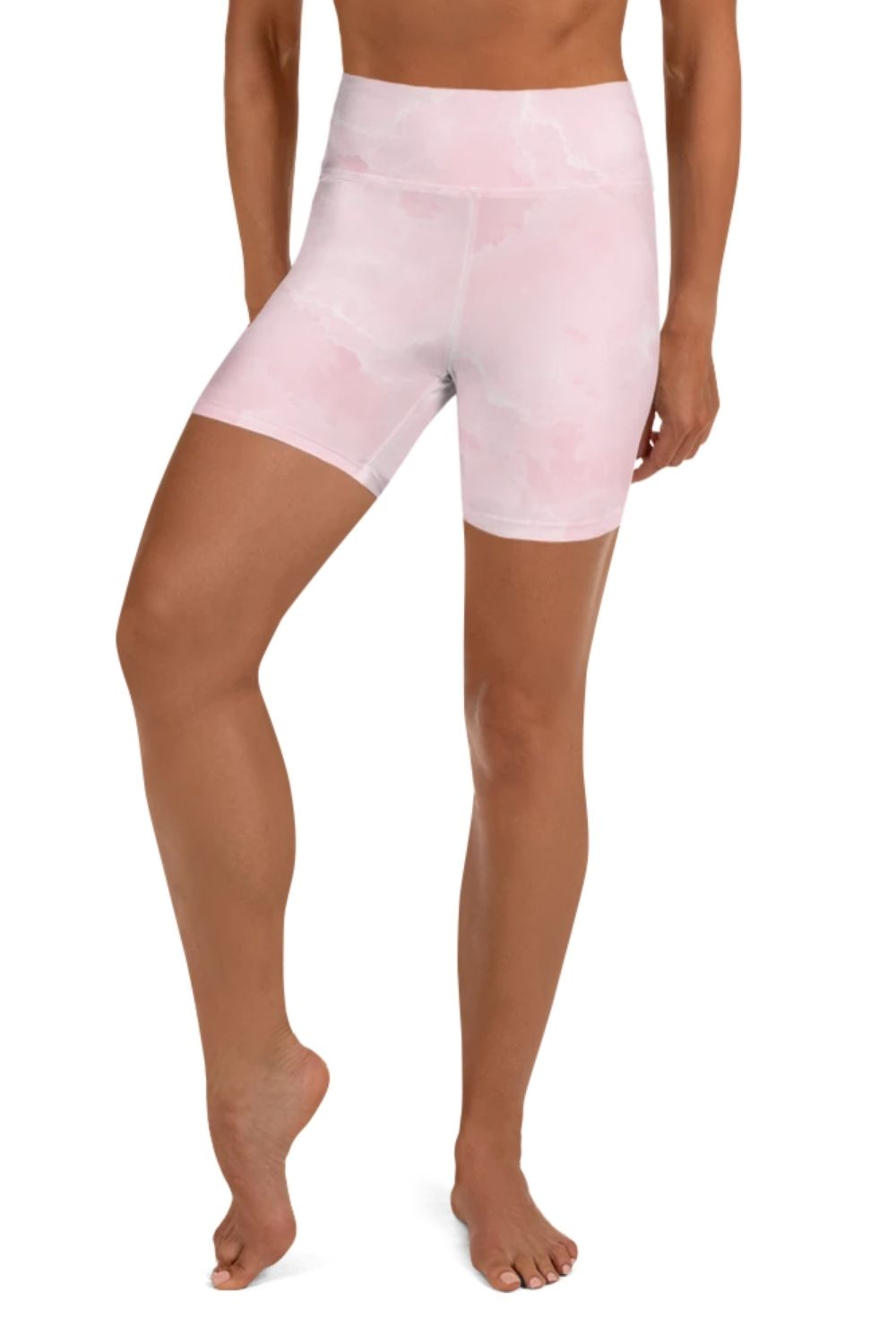 Pink Wash Bike Shorts