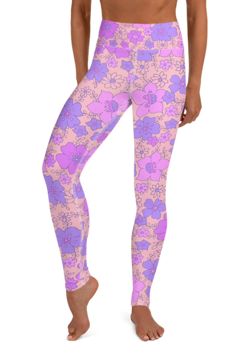 Honolulu Yoga Leggings
