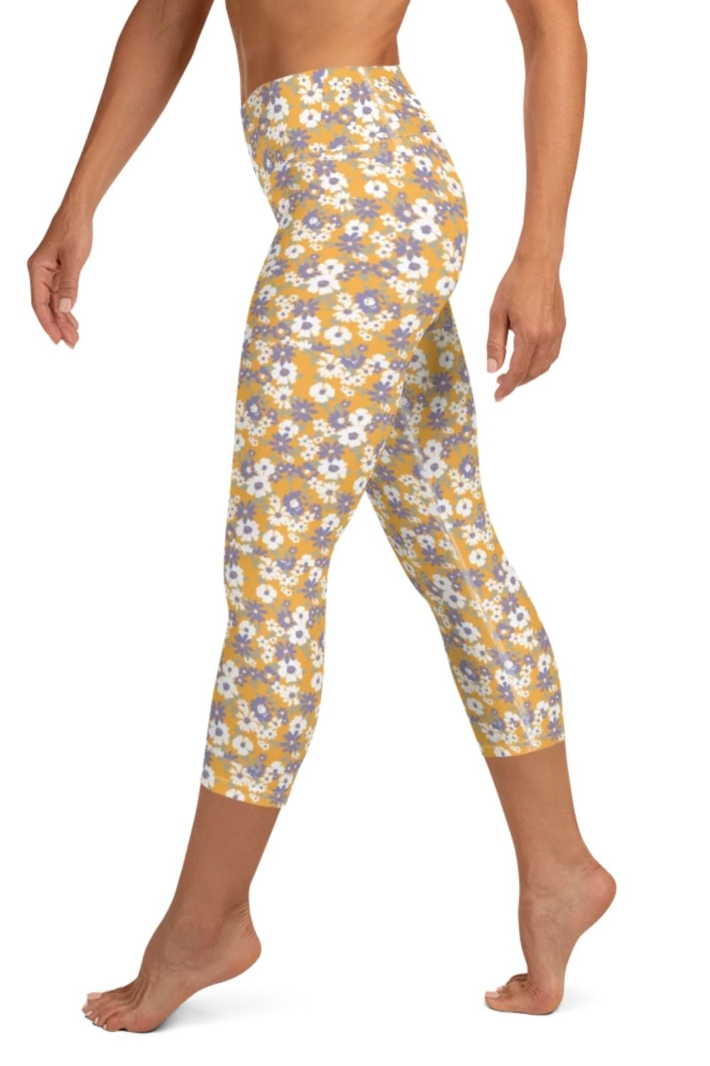 Woodstock 3/4 Leggings