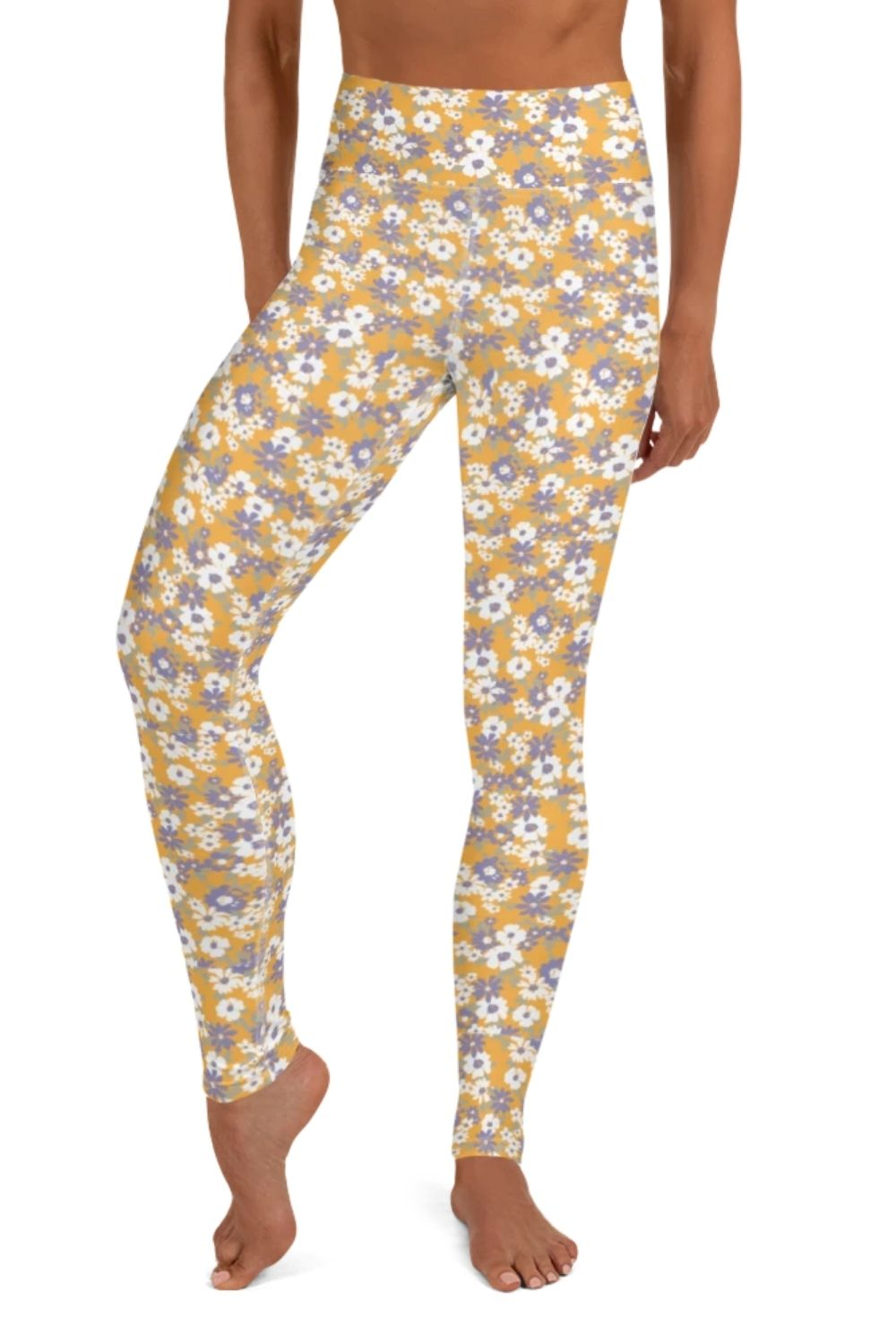 Woodstock Yoga Leggings