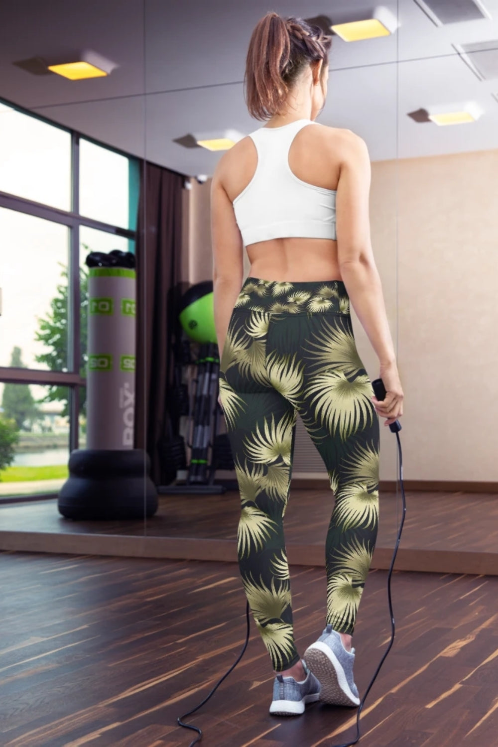 Paradiso Full Length Yoga Leggings