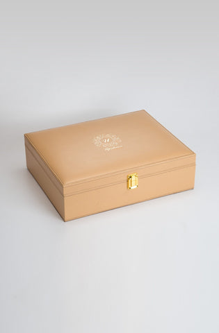 Luxuré Tan Rakhi Gift Box - Highline