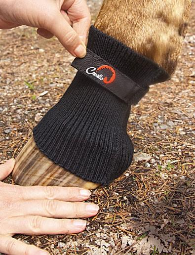 NEW to Horse and More... Introducing the Cavallo Comfort Sleeves.