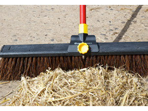 Super Bulldozer Broom