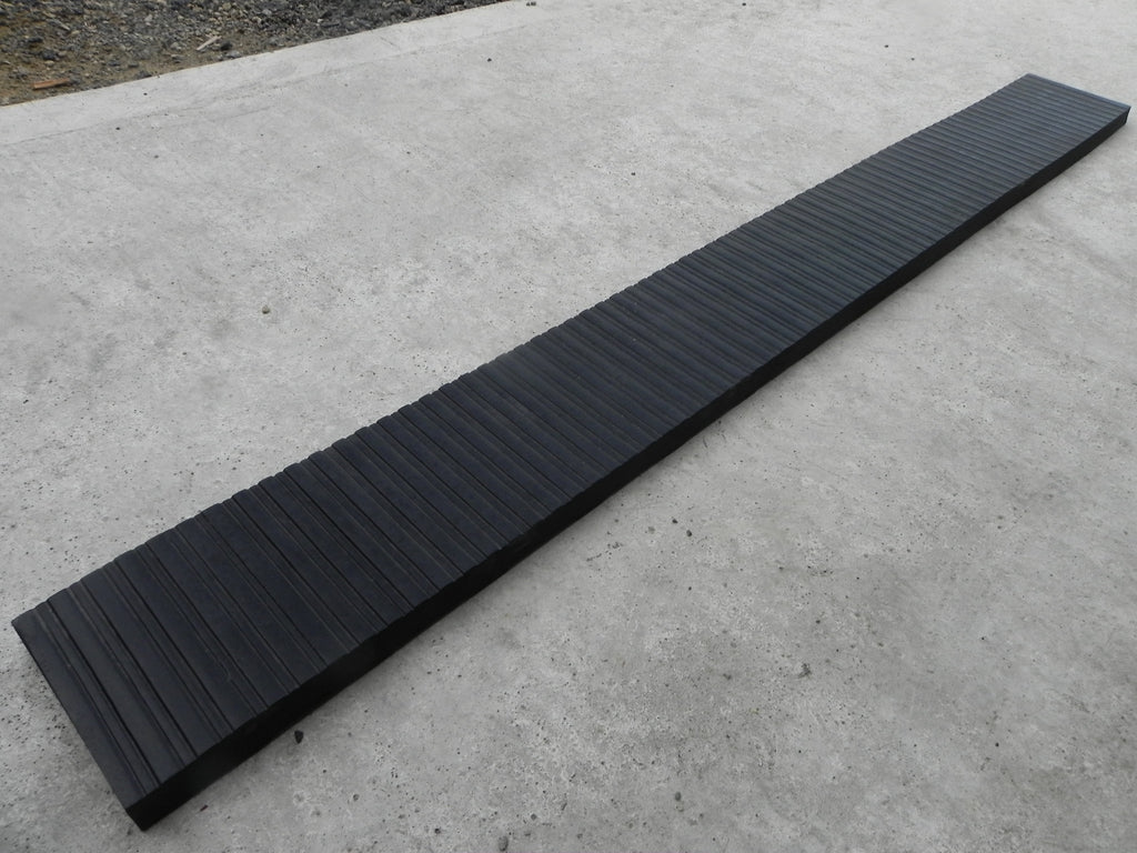 6ft length of Horse Comfort Mayo Mat anti-casting strip