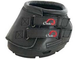 Cavallo Simple Boot. All leather upper. Suitable for the rounder hoof. Available in sizes 0 to 6.