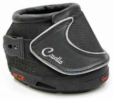Cavallo Sport hoof boot for the narrower hoof.