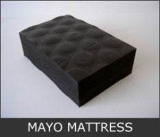 Piece of Horse Comfort stable mattress 44mm thickness.