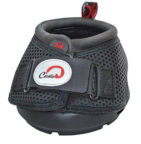 Cavallo Trek Hoof boot. Available in Regular and Slim styles in sizes 0 to 6.