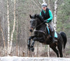 Equine Fusion Action Shot- All Terrain Ultra Jogging Shoe