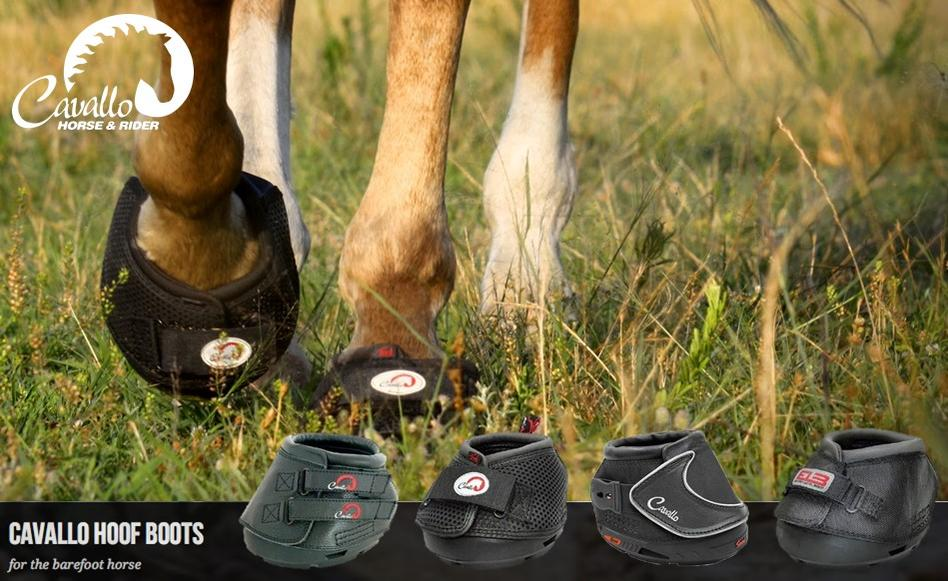 Click here to see Cavallo Hoof Boots