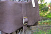 Brown Bison Crossbody purse SOLD