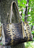 Animal Print Tote/Purse