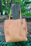 Cognac Color Purse