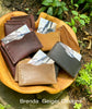 Slim Leather  Wallets - Unisex