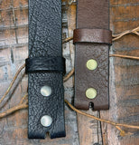 Leather Belt Blanks