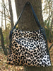 Cheetah Print Cowhide Purse