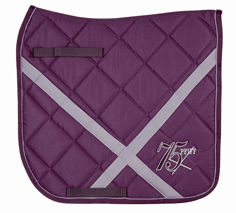 PFIFF DR Saddle Pad ´Leevi´ Lilac - Divine Equestrian