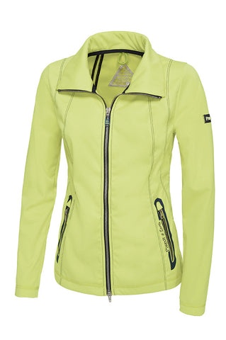 Pikeur Ladies Flea Softshell Jacket - Lime