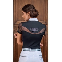 Fairplay Cecile Ladies Competition shirt - Navy