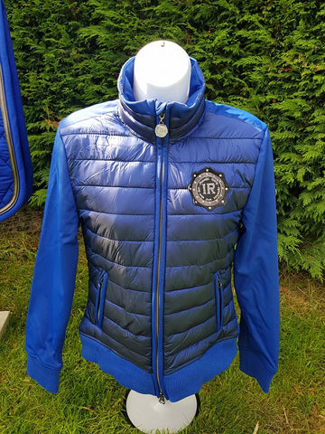 Imperial Riding Performance Jacket Glittery - Royal Blue