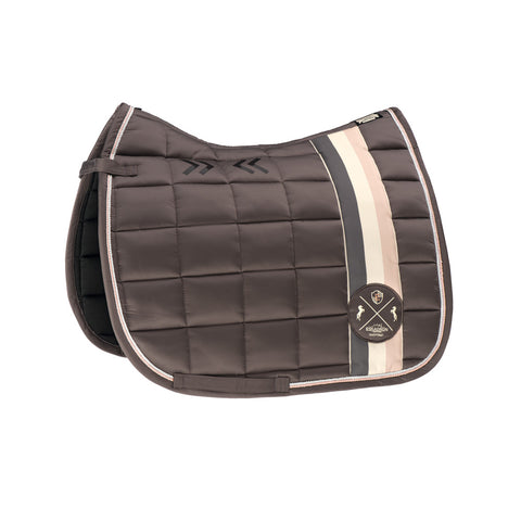 Eskadron Heritage Big Square Glossy - Basalt - Dressage Only