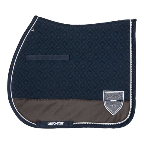 Euro-star AW16 Excellent Saddle Pad - Navy