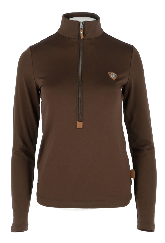 COVALLIERO AW19 CHARLOT LADIES ACTIVE SHIRT - Divine Equestrian