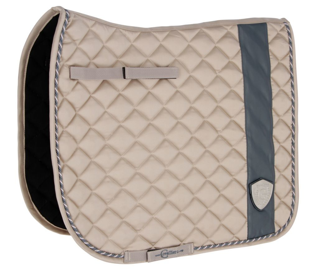 COVALLIERO AW19 CAPARISON SADDLE PAD COLLECTION - Divine Equestrian