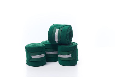 RBH Platinum Sensitive Fleece Bandages - Eden Green