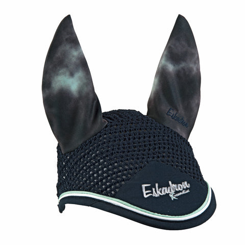 Eskadron NG Clouds Fly Hood in NAVY - Divine Equestrian