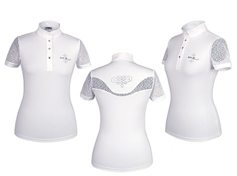 Fairplay Cecile 2.0 Ladies Competition shirt - White