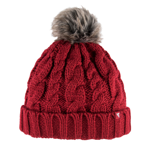 Euro-star Bay Hat - Beaujolais