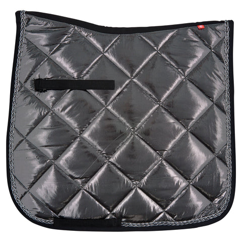 Imperial Riding For the Win Saddle Pad - Black or Anthracite - Divine Equestrian