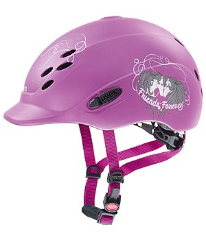 UVEX ONYXX FRIENDS II CHILDRENS HAT - PINK