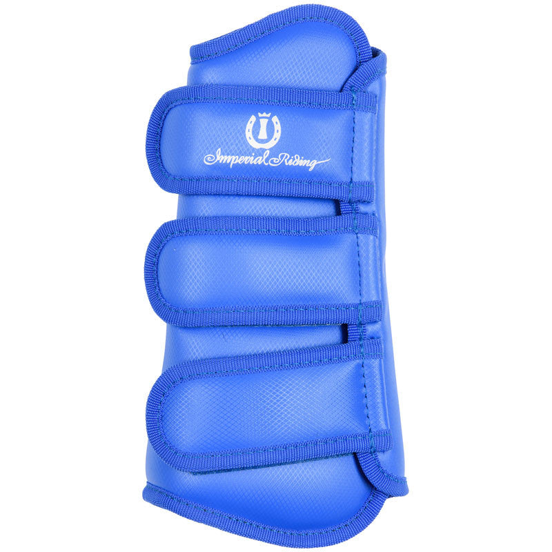 Imperial Riding Tendon Boots - Royal Blue - Divine Equestrian