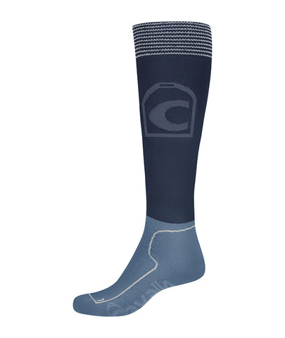 Cavallo Lurex Socks - Denim