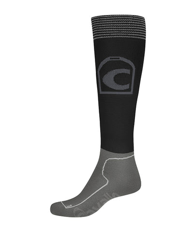 Cavallo Lurex Technical Socks - Black