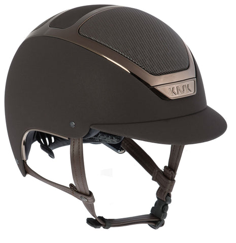 KASK DOGMA CHROME LIGHT - BROWN / BROWN