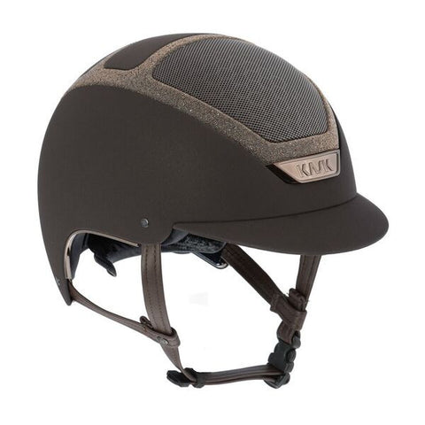 KASK DOGMA LIGHT Swarovski®FRAME - BROWN / BROWN